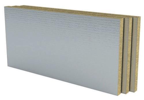 Alüminyum Folyolu Dış Cephe Levhası (5cm) (50 kg/m3)-0