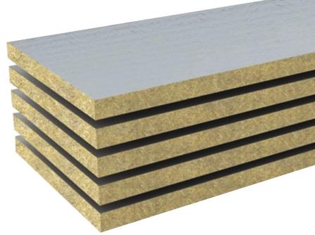 Alüminyum Folyolu Dış Cephe Levhası (3cm) (50 kg/m3)-5112