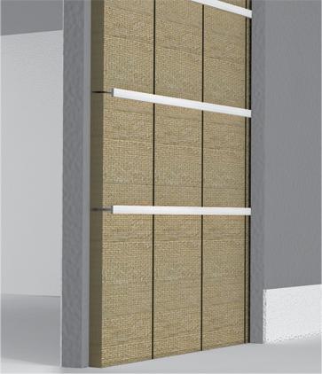 Ara Bölme Levhası (6cm) (50 kg/m3)-539