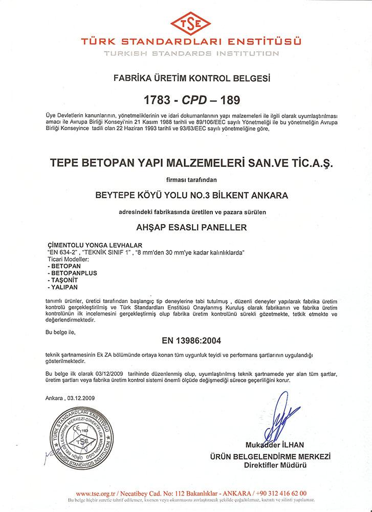 Betopan 2500 (10mm)-5566