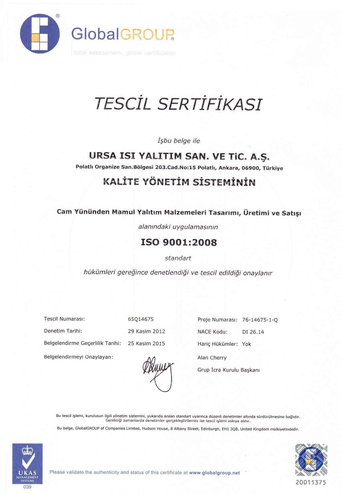 Alüminyum Folyolu Çatı Şiltesi (12cm) (14 kg/m3)-5439