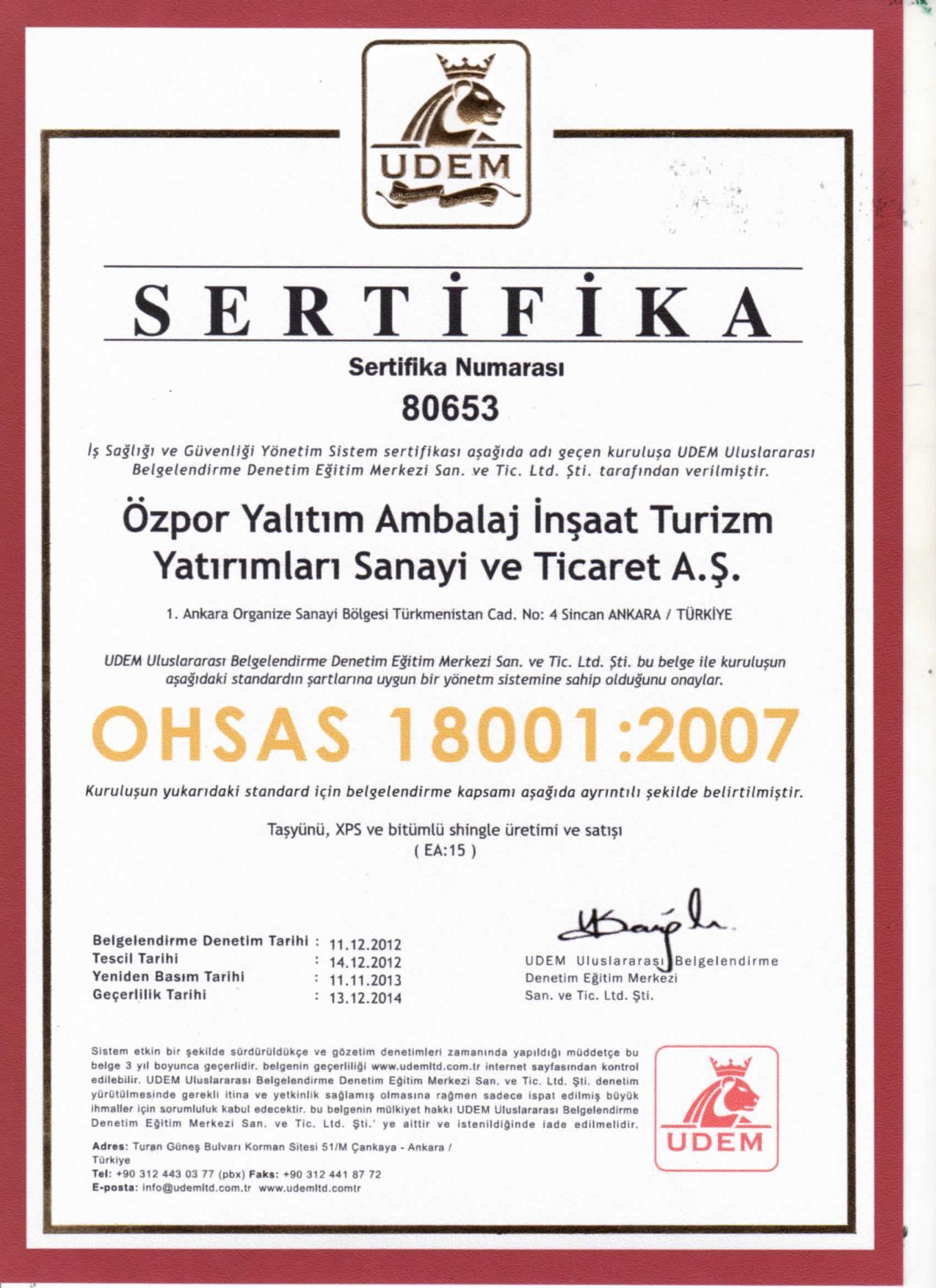 Alüminyum Folyolu Dış Cephe Levhası (10cm) (50 kg/m3)-5234