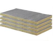 Taş Yünü Alüminyum Folyolu Klima Levhası (4cm) (60 kg/m3)