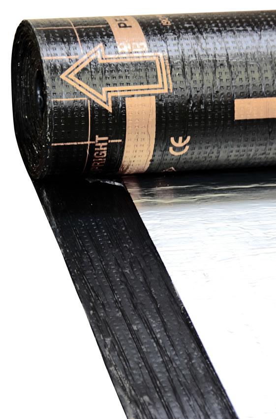 Penguen SC3000 3mm Alüminyum Folyolu Polyester Keçe Taşıyıcılı Membran