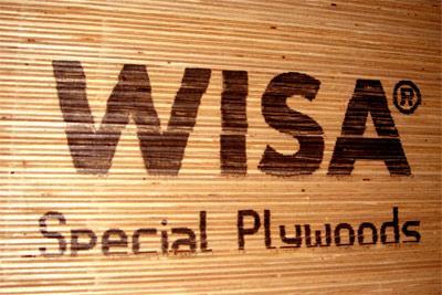 Kontrplak - WISA-Spruce (12mm) - 125x250cm-174