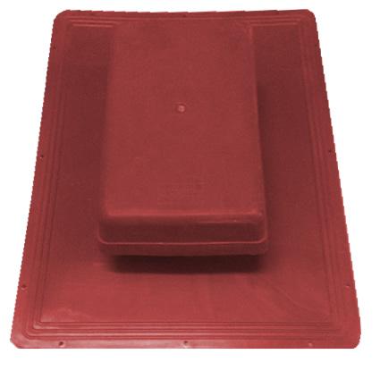 Shingle Havalandırma Bacası (Kapaklı) (Kırmızı)-0
