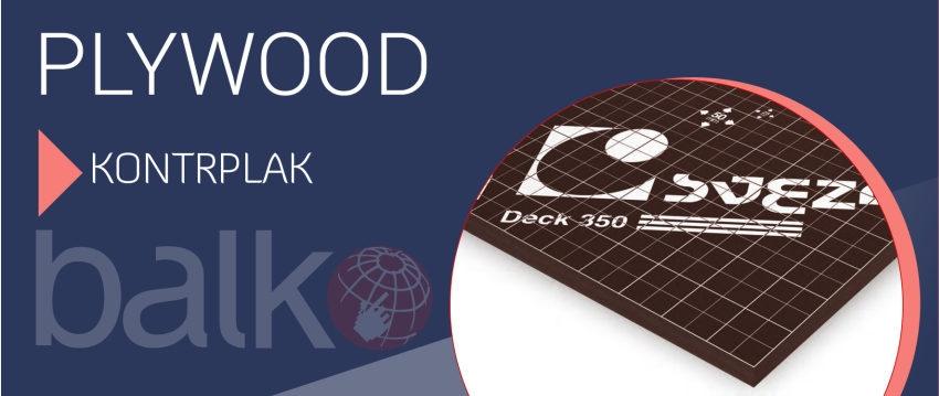 Plywood ( Kontrplak )